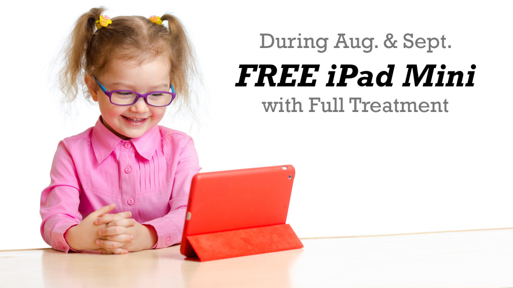 Free iPad Mini 2015 Promotion